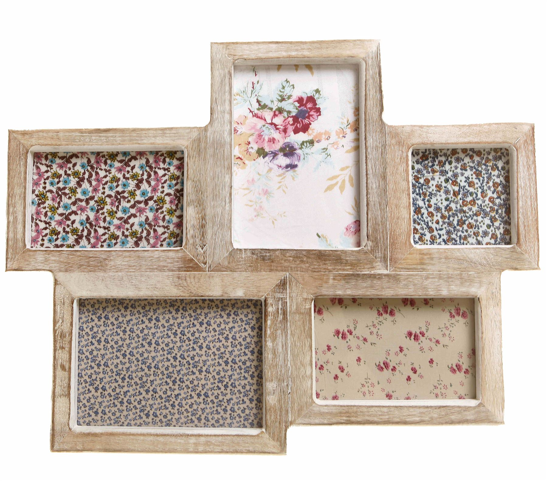 Large multi frames photopicture shabby wooden chic darkwhite large multi frames photo picture shabby wooden chic jeuxipadfo Images