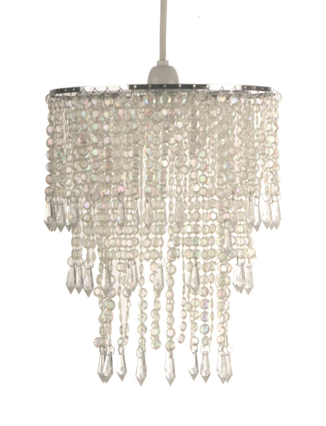 Easy Fit Vintage Chandelier Ceiling Light Lamp Shade