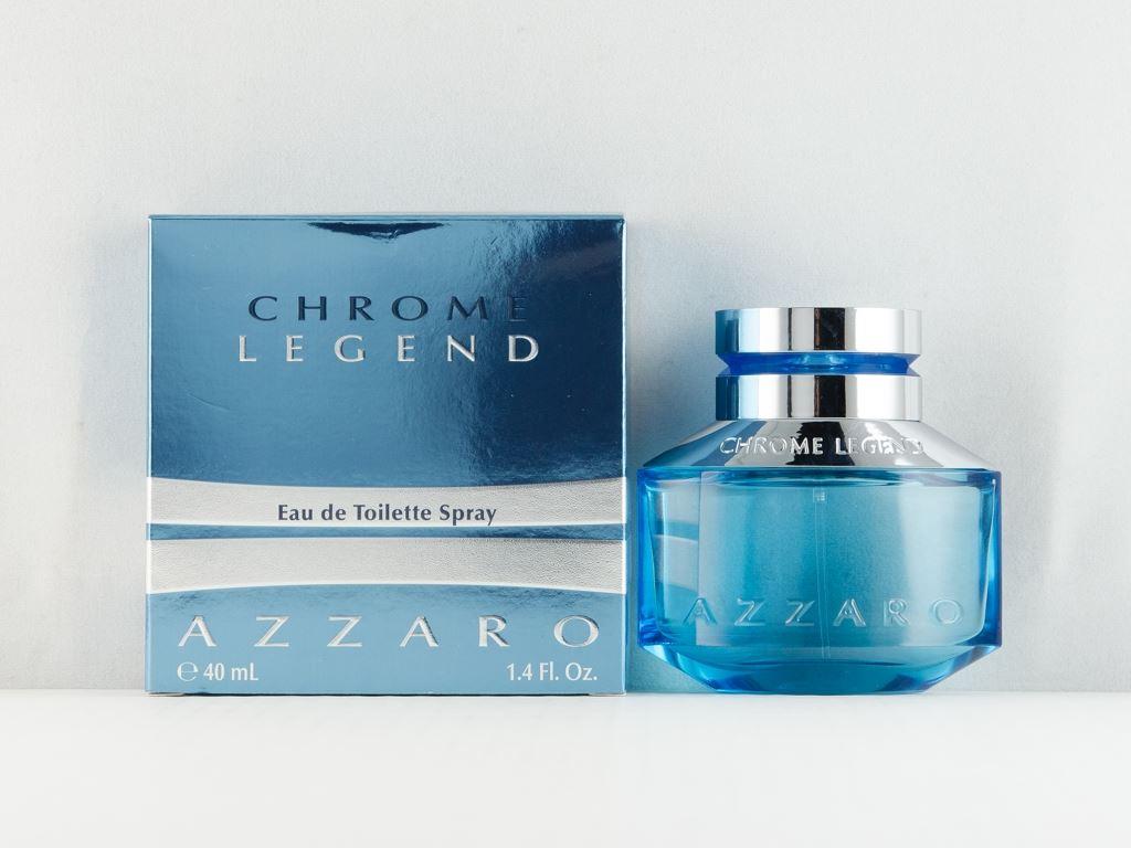azzaro chrome legend 40ml eau de toilette for him. Black Bedroom Furniture Sets. Home Design Ideas
