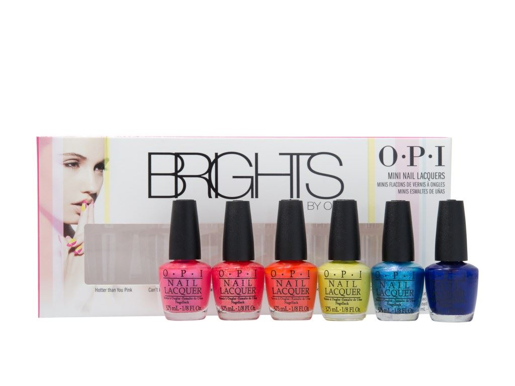 OPI Nail Varnish Polish Lacquer Gift Set Various Colours U0026 Sizes | EBay