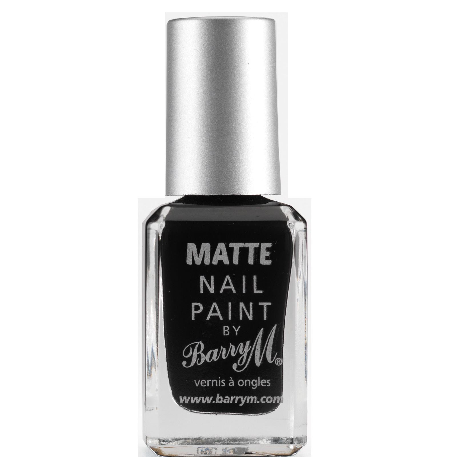 BARRY M NAIL PAINT MATTE SMOOTH NON GLOSSY FINISH VARNISH POLISH ALL ...
