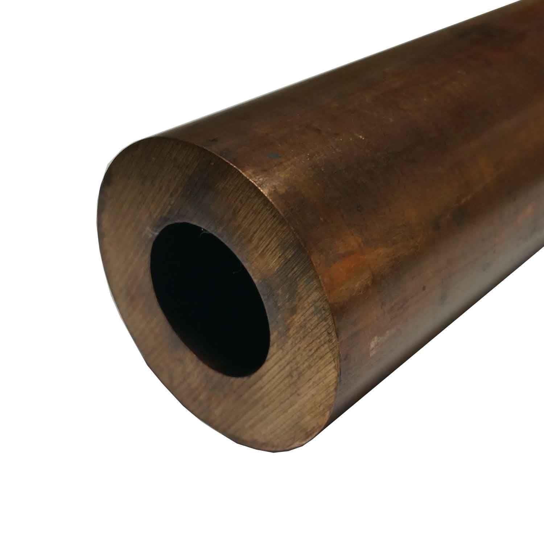 C beryllium copper hollow bar tube quot od id