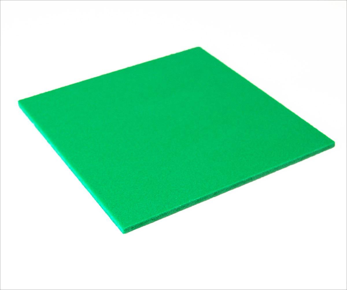 Pvc Expanded Plastic Sheet 1 4 Quot 6mm X 24 Quot X 48 Quot Green