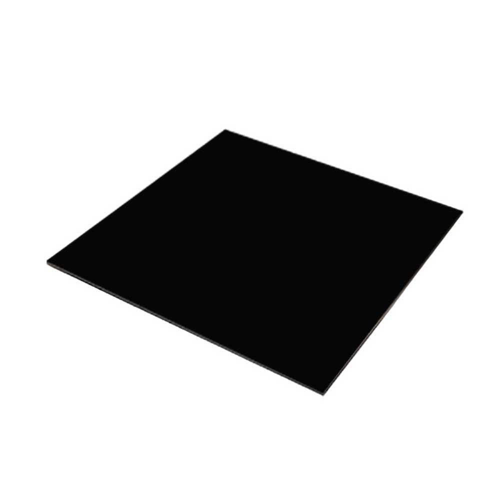 Gloss Black Painted Aluminum Sheet 040 Quot X 24 Quot X 48 Quot Ebay