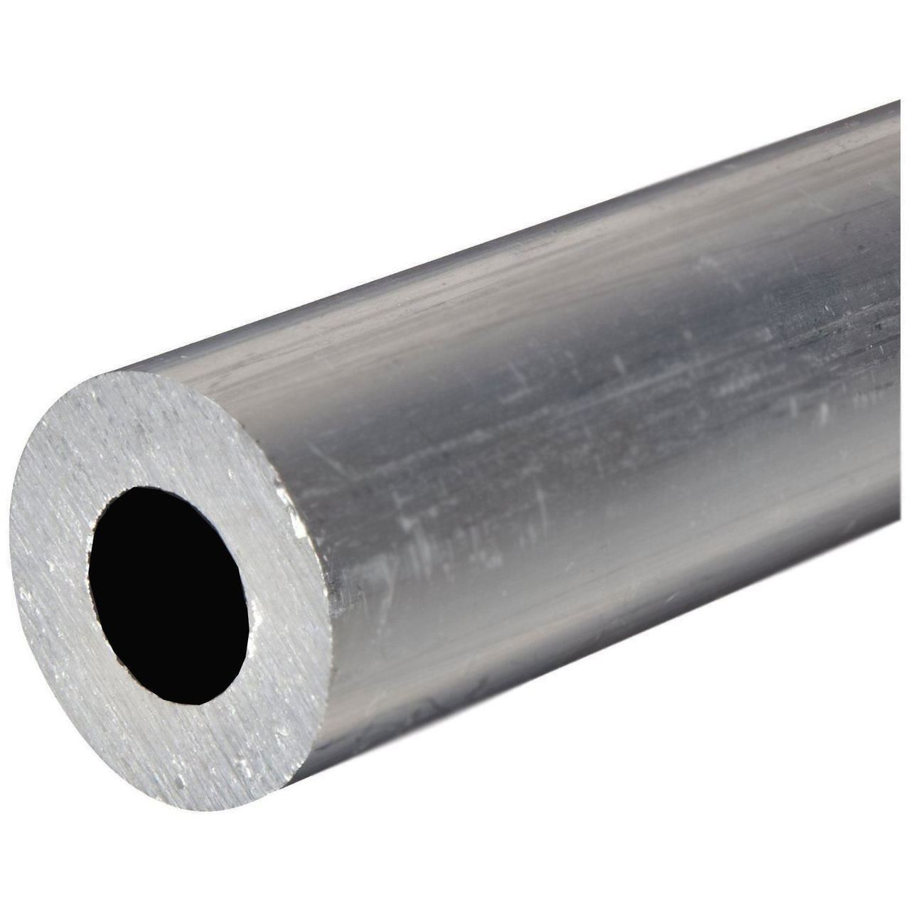 T aluminum round tube hollow bar quot od id