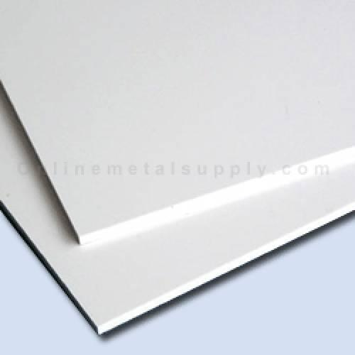 Closed Cell Rigid Foam Board http://www.ebay.com/itm/Sintra-PVC-Closed-Cell-Foam-Sheet-1-4-x-24-x-48-White-/140748315806
