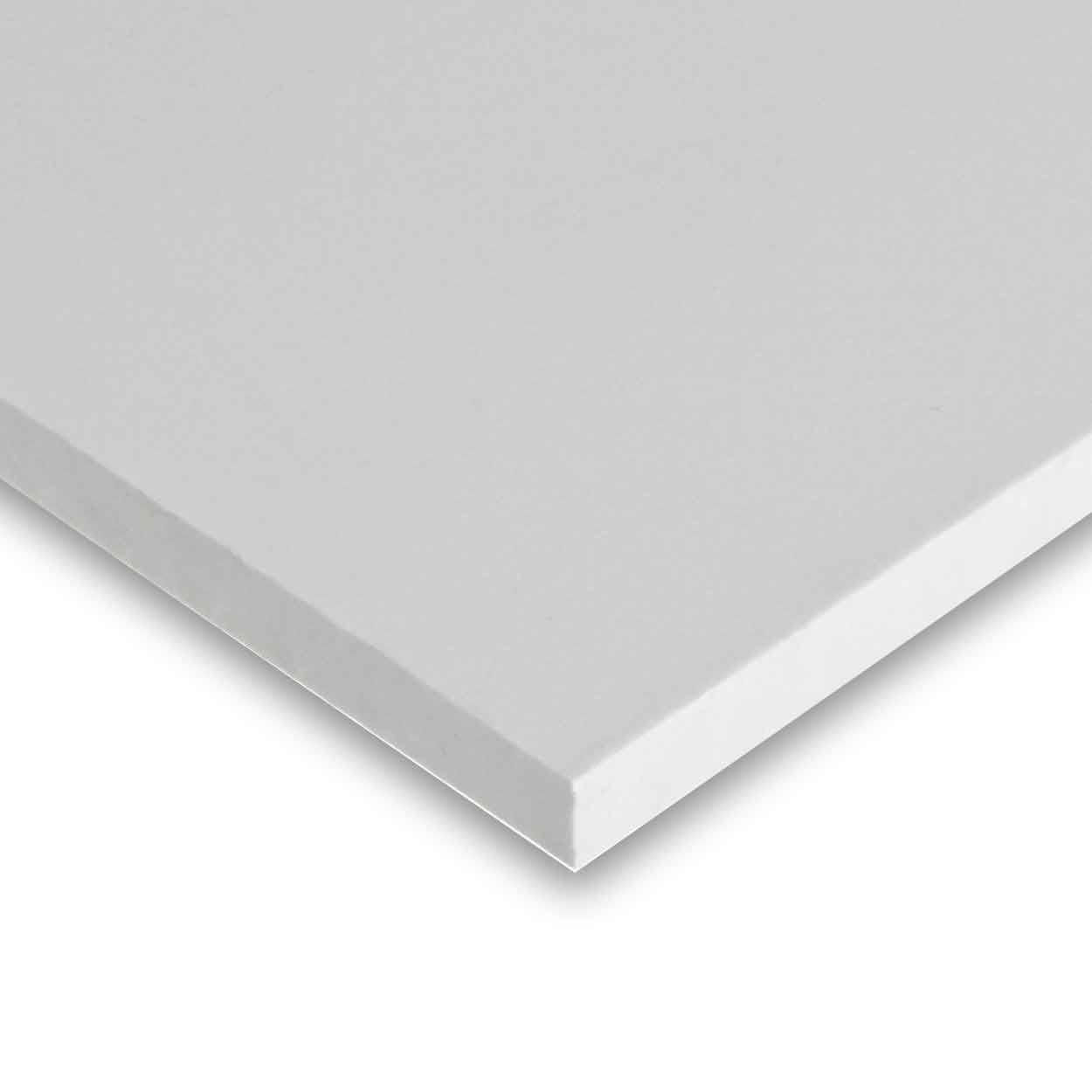Pvc Expanded Plastic Sheet 1 8 Quot 118 X 24 Quot X 48 Quot White