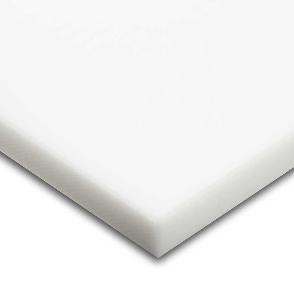 Uhmw Polyethylene Sheet 1 5 Quot X 12 Quot X 18 Quot White Ebay