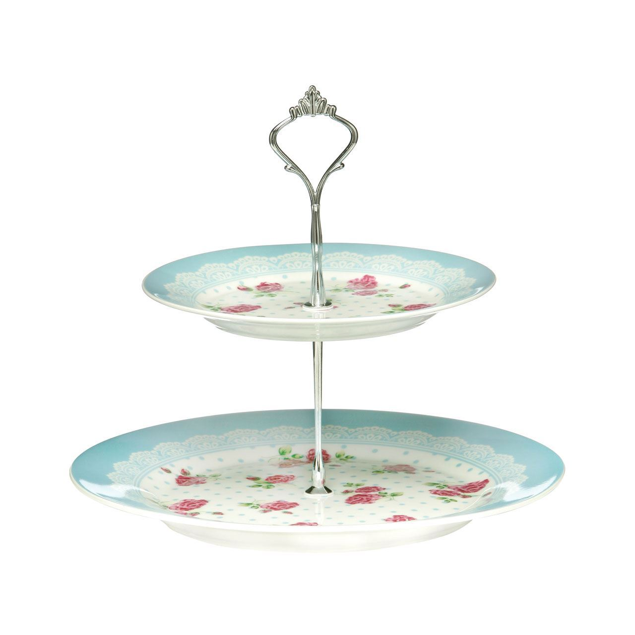 Porcelain  Tier Cake Stand