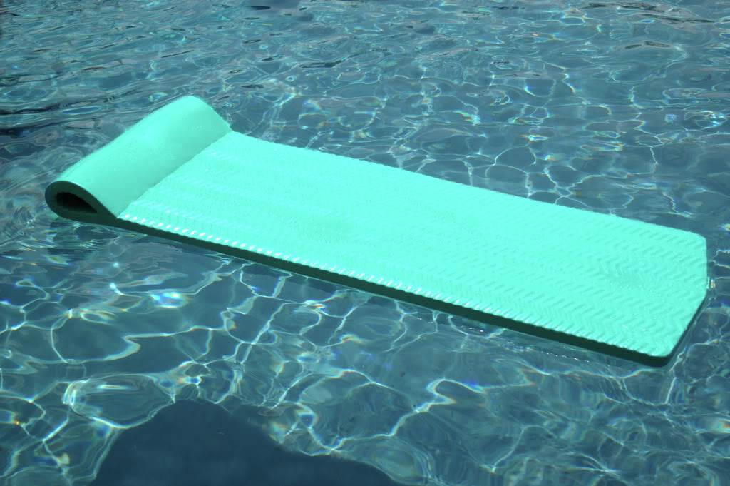 Texas Recreation Softie Swimming Pool Float Mat Raft Vinyl