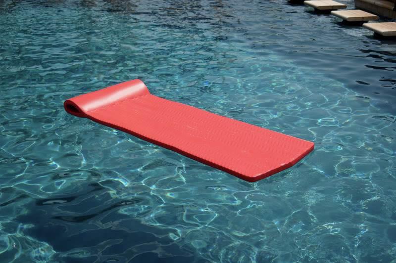 Texas Recreation Softie Swimming Pool Float Mat Raft Vinyl