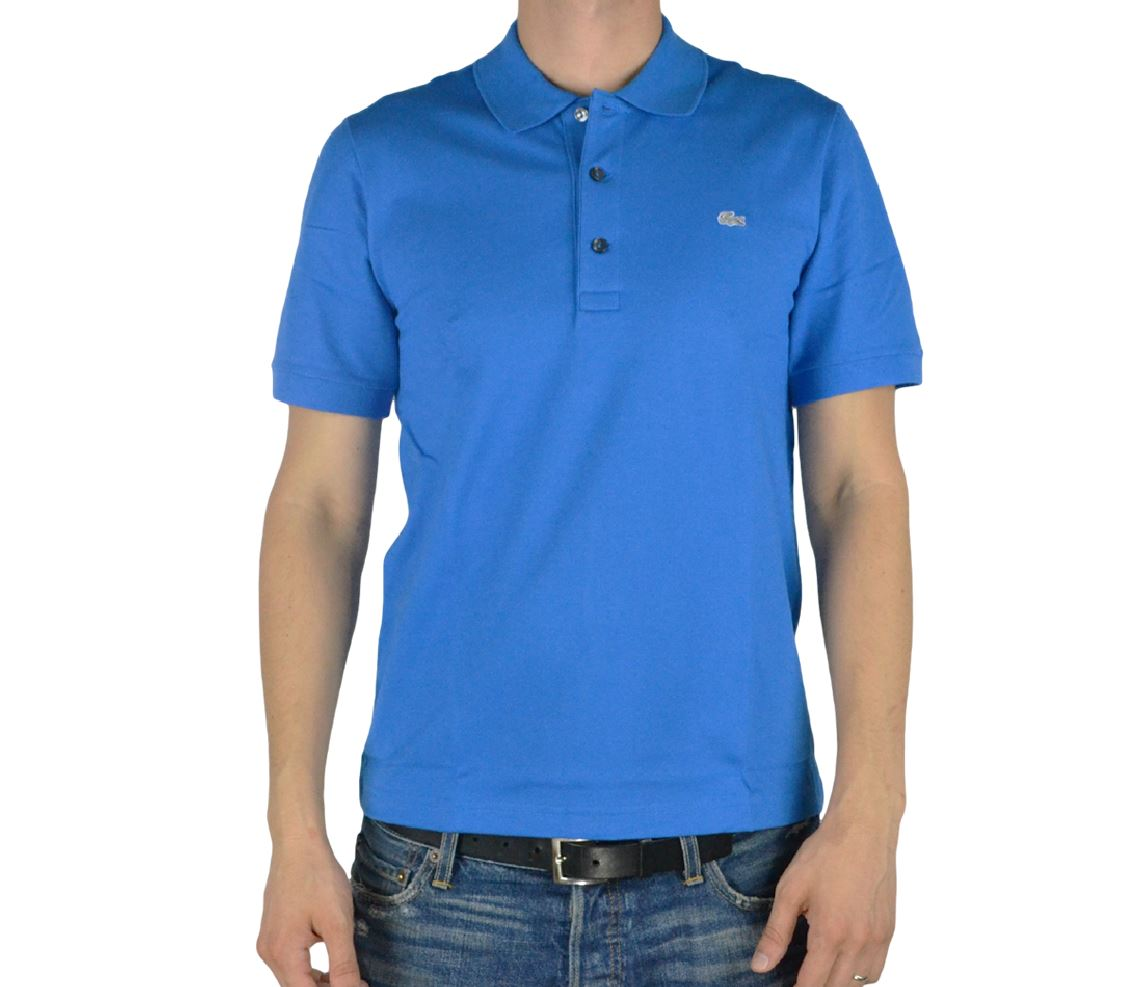 Lacoste men 39 s stretch pique polo shirt new nwt assorted for Lacoste polo shirts ebay