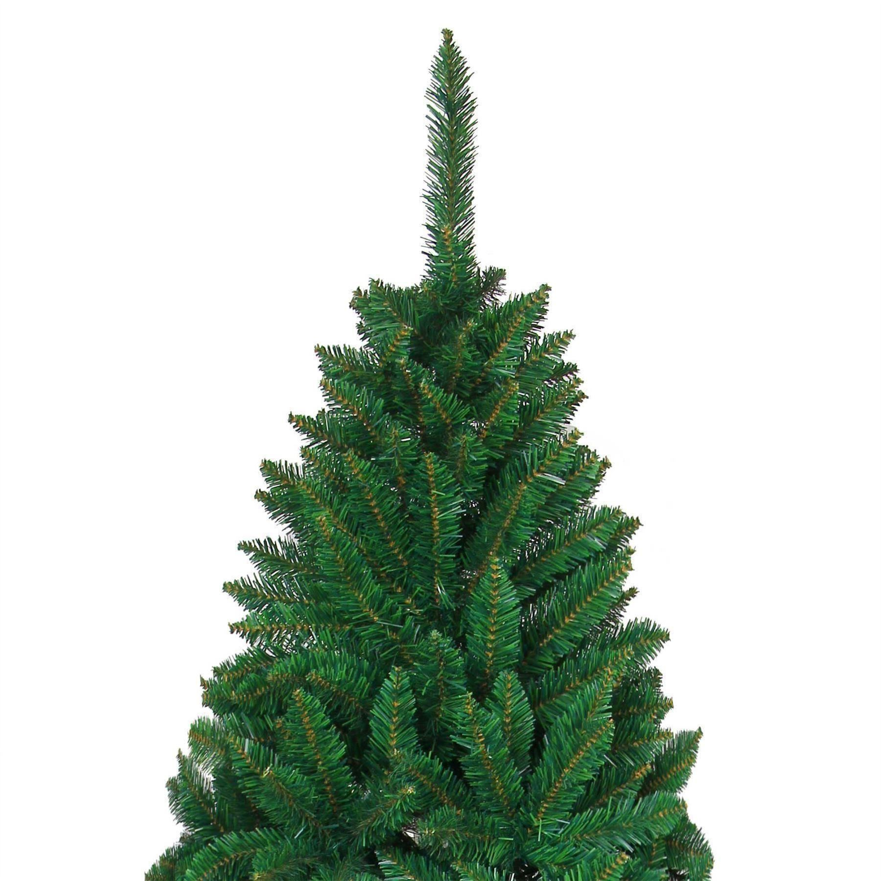 Ft green christmas tree with artificial imperial pine