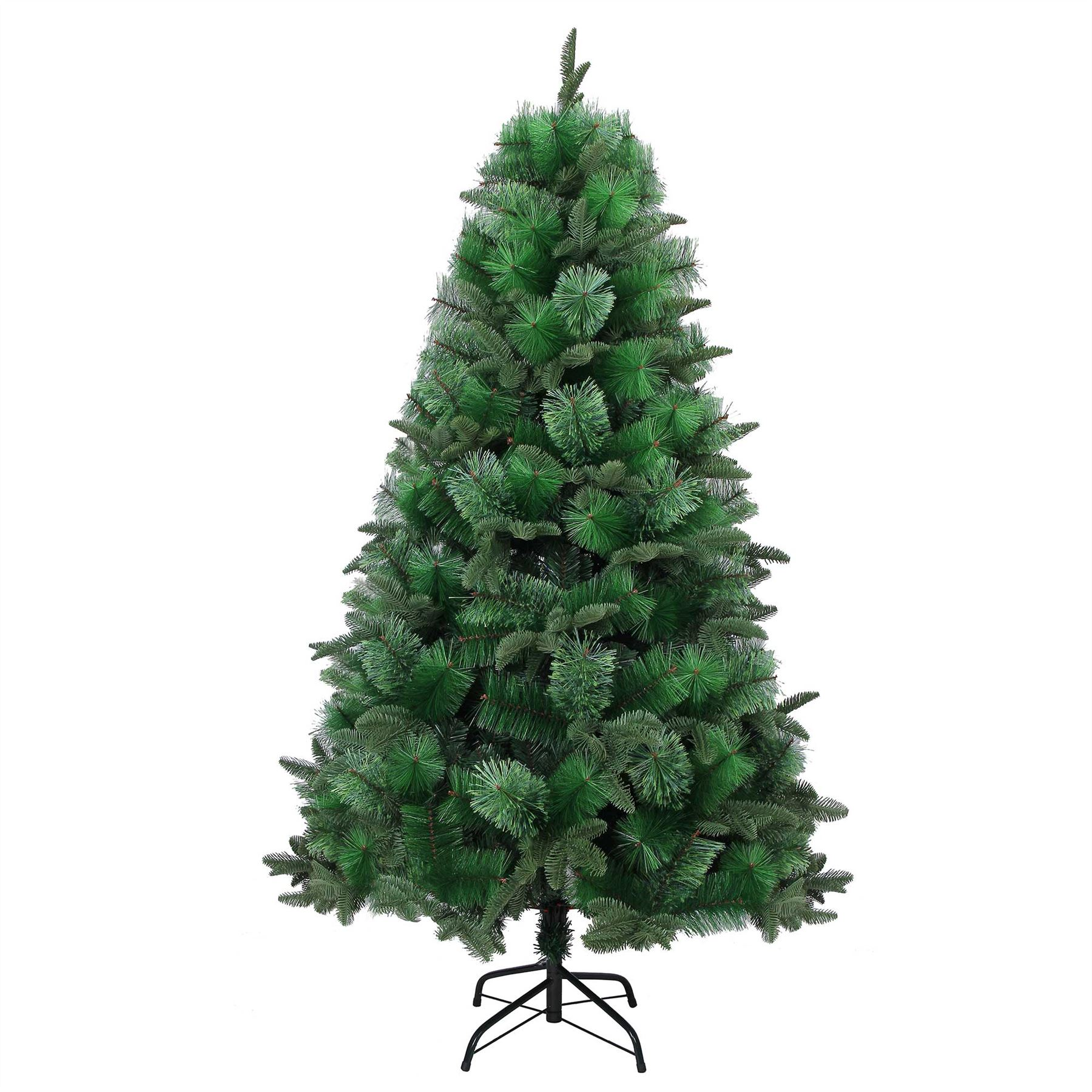 Luxurious Christmas Trees: Luxurious Artificial Christmas Tree Natural Looking 4ft