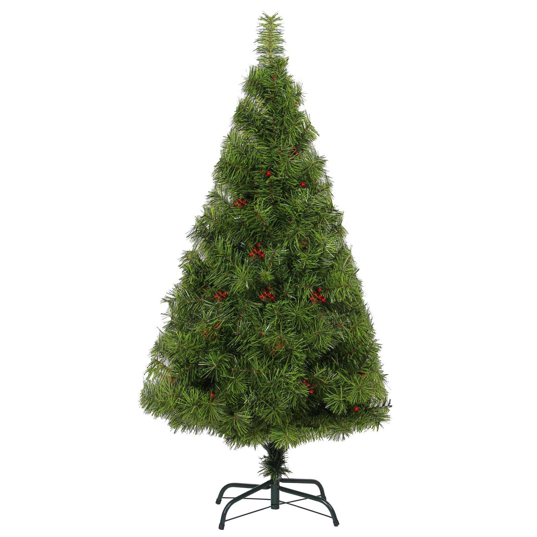 Fibre Optic Christmas Tree 4ft