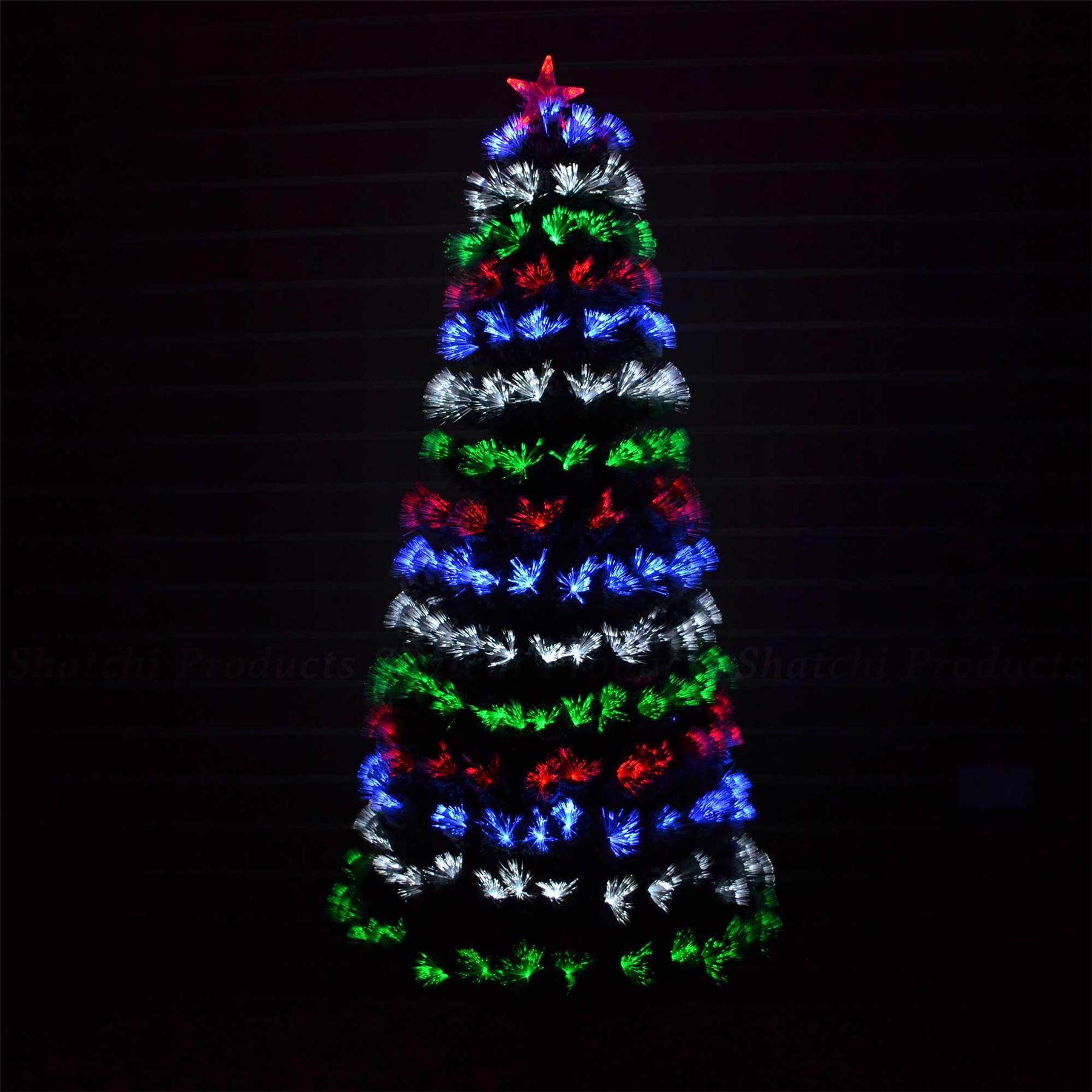 1500mm fibre optic christmas tree