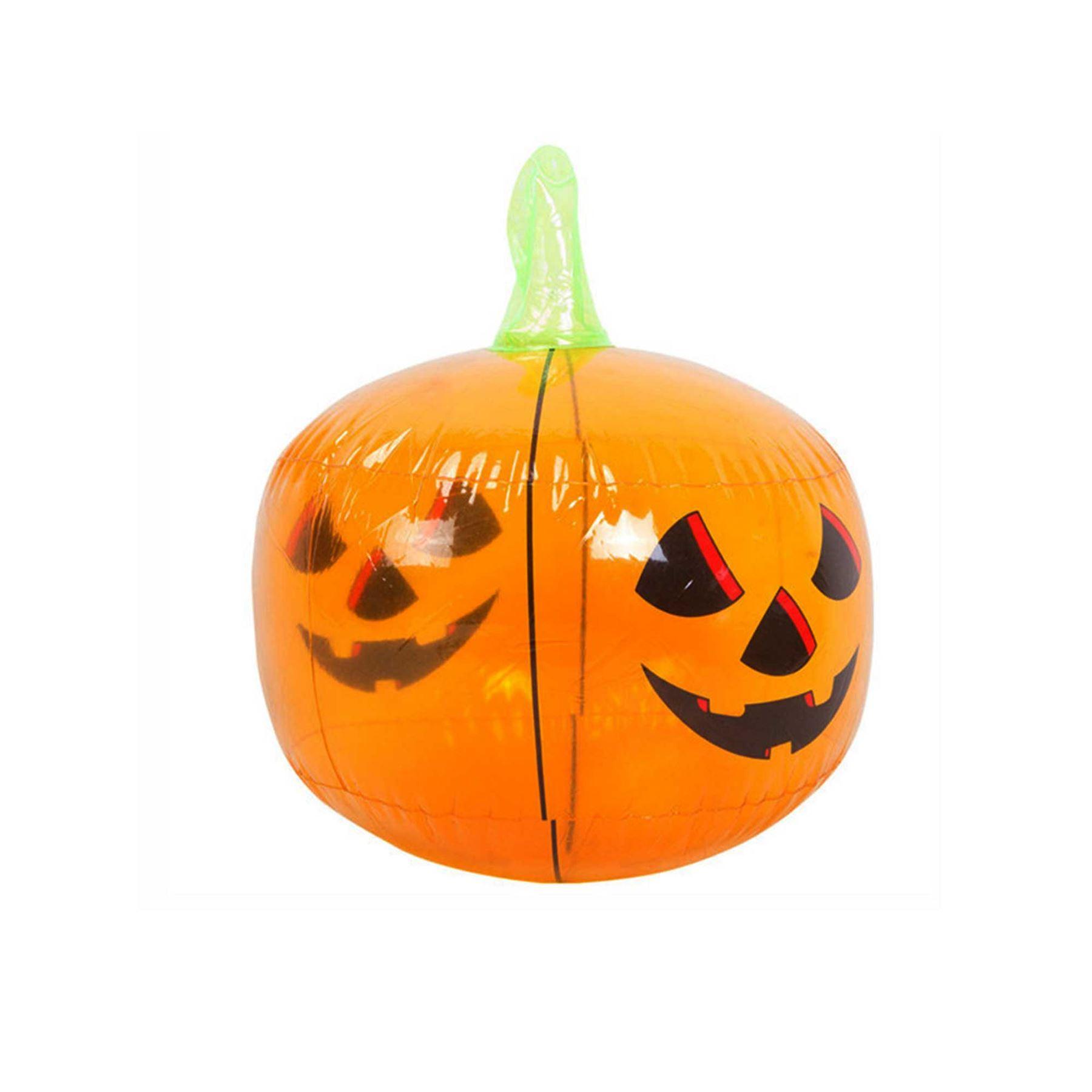 Halloween inflatable decorations pumpkins skeleton spider