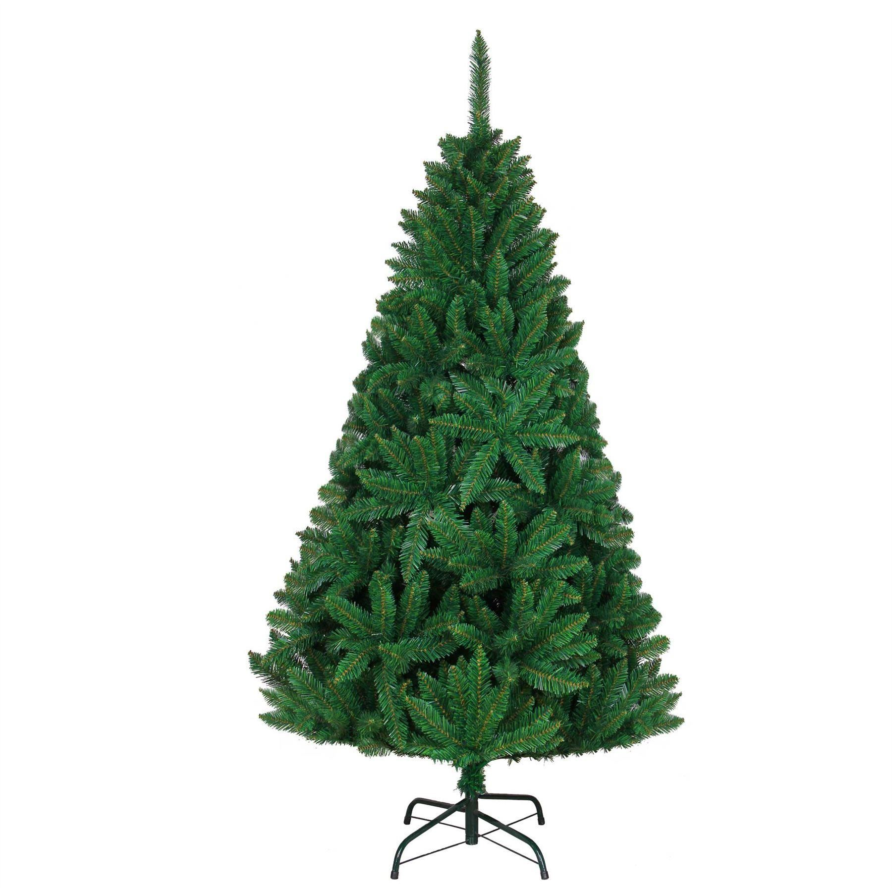 Luxurious Artificial Christmas Tree Natural Looking 4ft 5ft 6ft 7ft 8ft