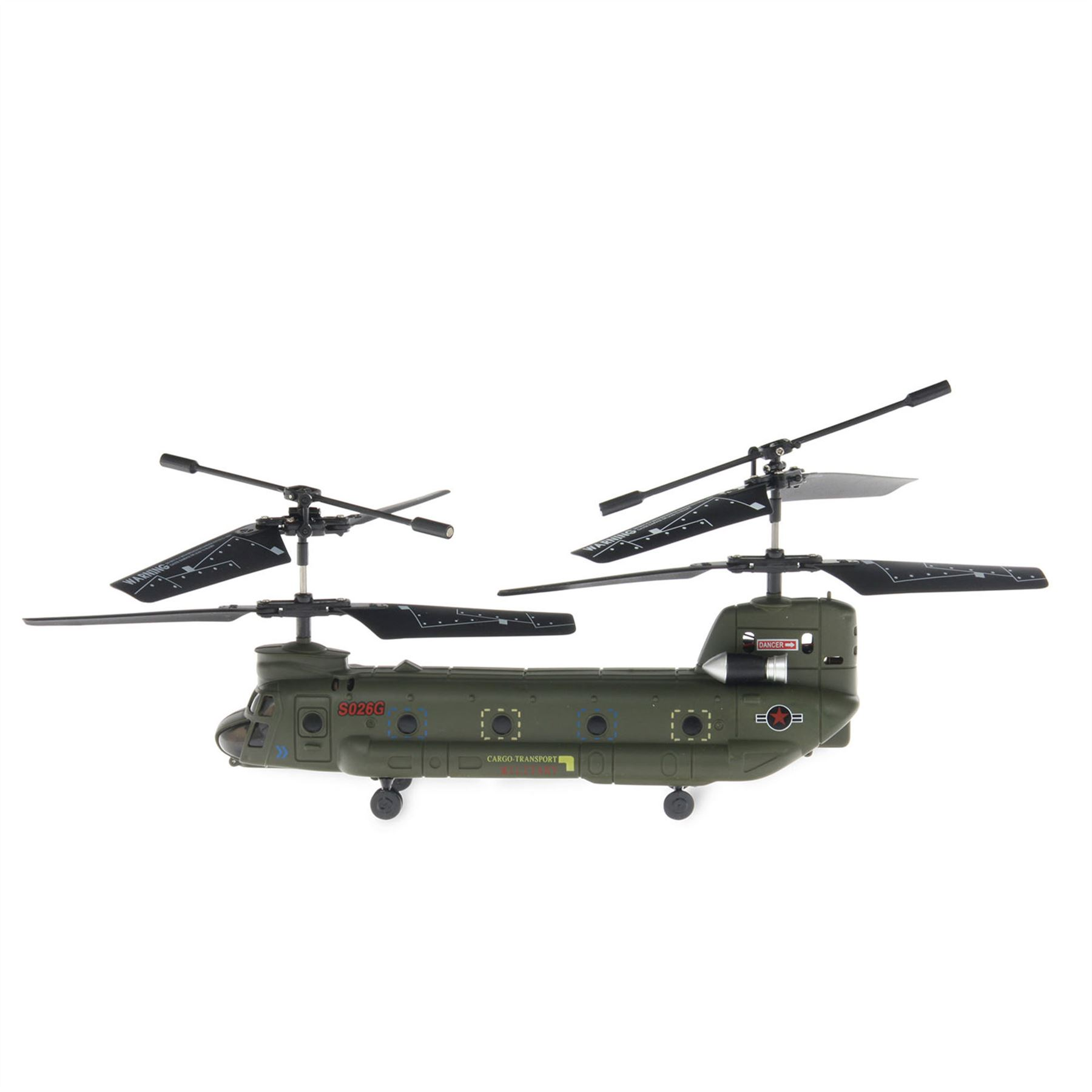 Craft Model Rc Helicopter
