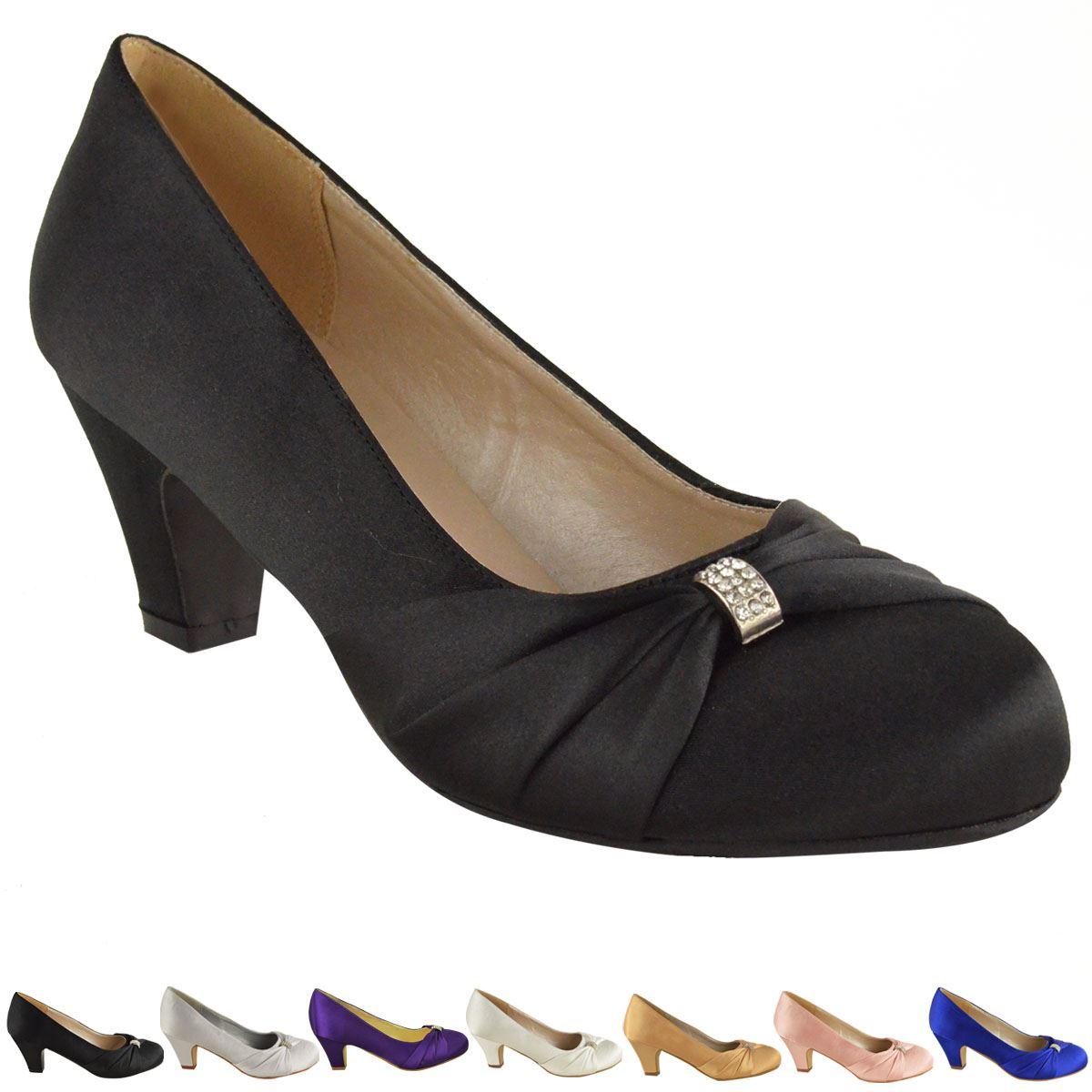 Low Heel Bridal Shoes Uk
