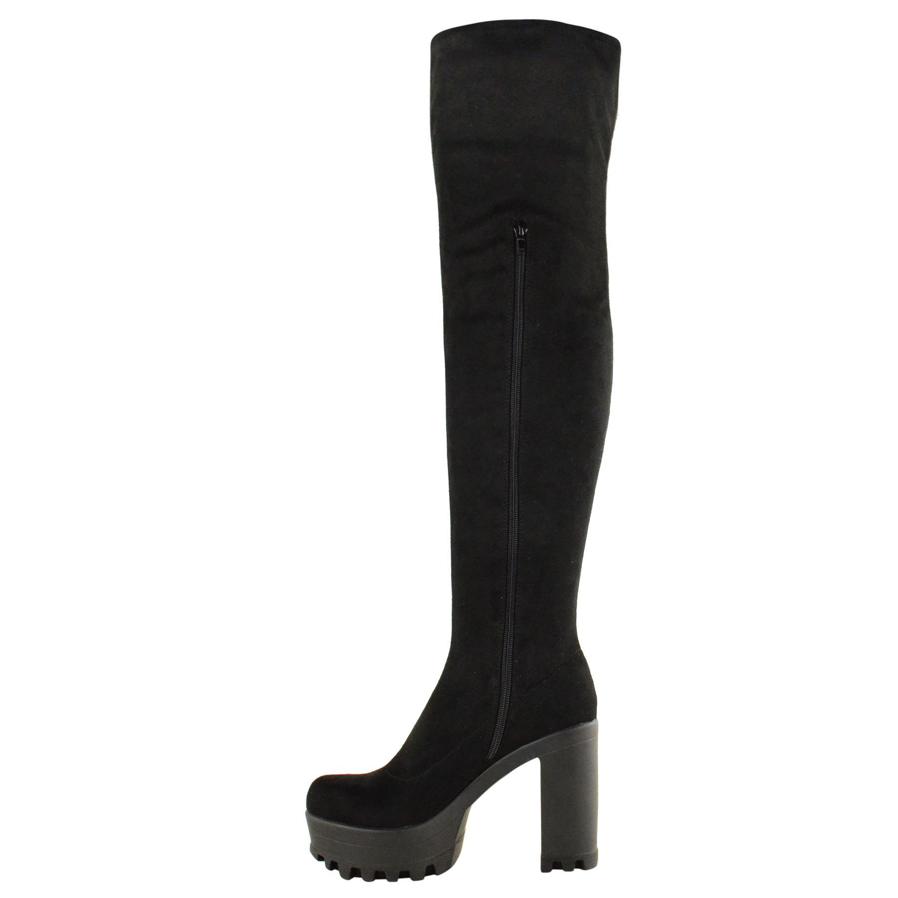 LADIES-WOMENS-OVER-THE-KNEE-THIGH-HIGH-CHUNKY-PLATFORM-BLOCK-HEEL-BOOTS-STRETCH