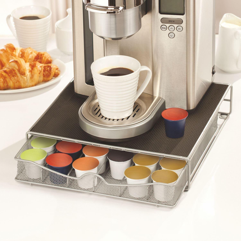 36 Coffee Pod Holder Drawer Tray Amp Machine Stand Nescafe