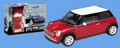 DIY Model Kit Mini Cooper Car Kids Adults Toy Build your
