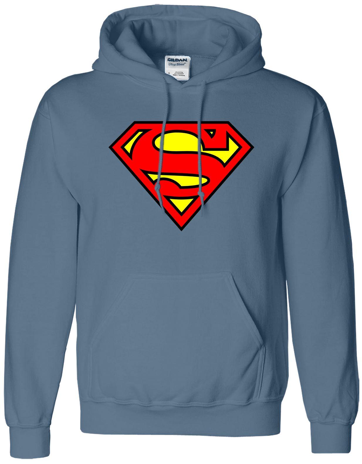 Superman hoodies for men