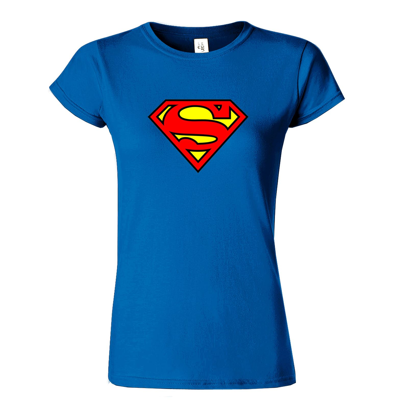 Hot New Womens Ladies Girls Kid Fitted Tee T Shirt Top