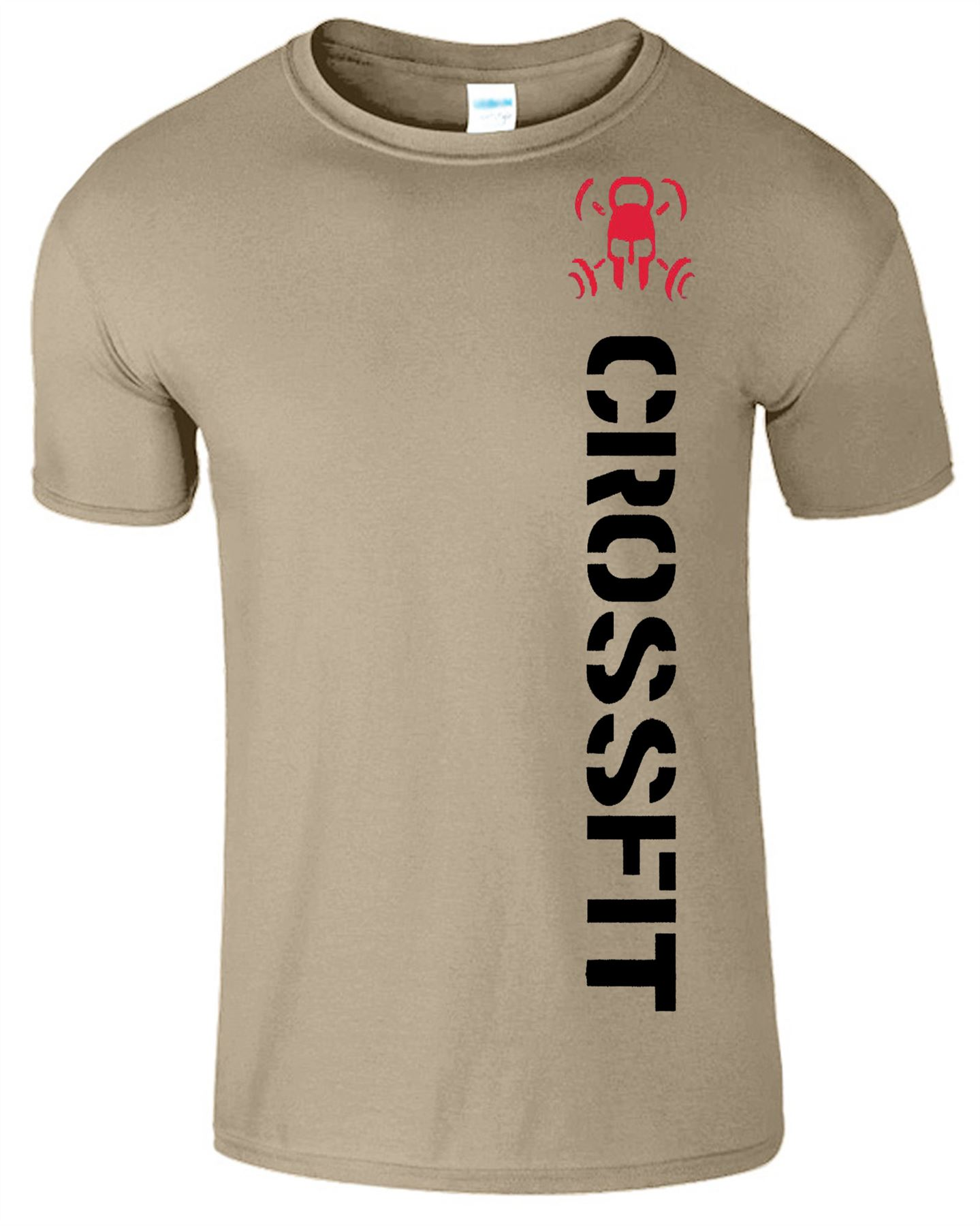 Gym crossfit mens t shirt bodybuilding functional gym wear for Fitness shirts for men