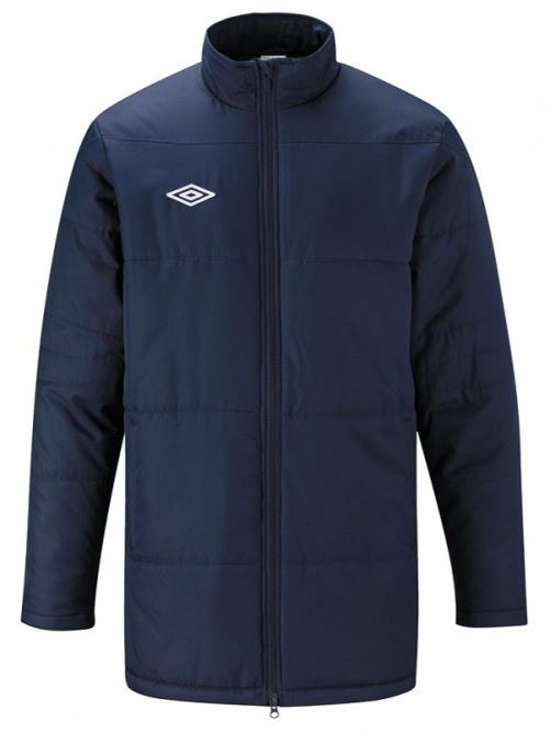 Umbro Padded Mens Senior Football Coach Winter Sports