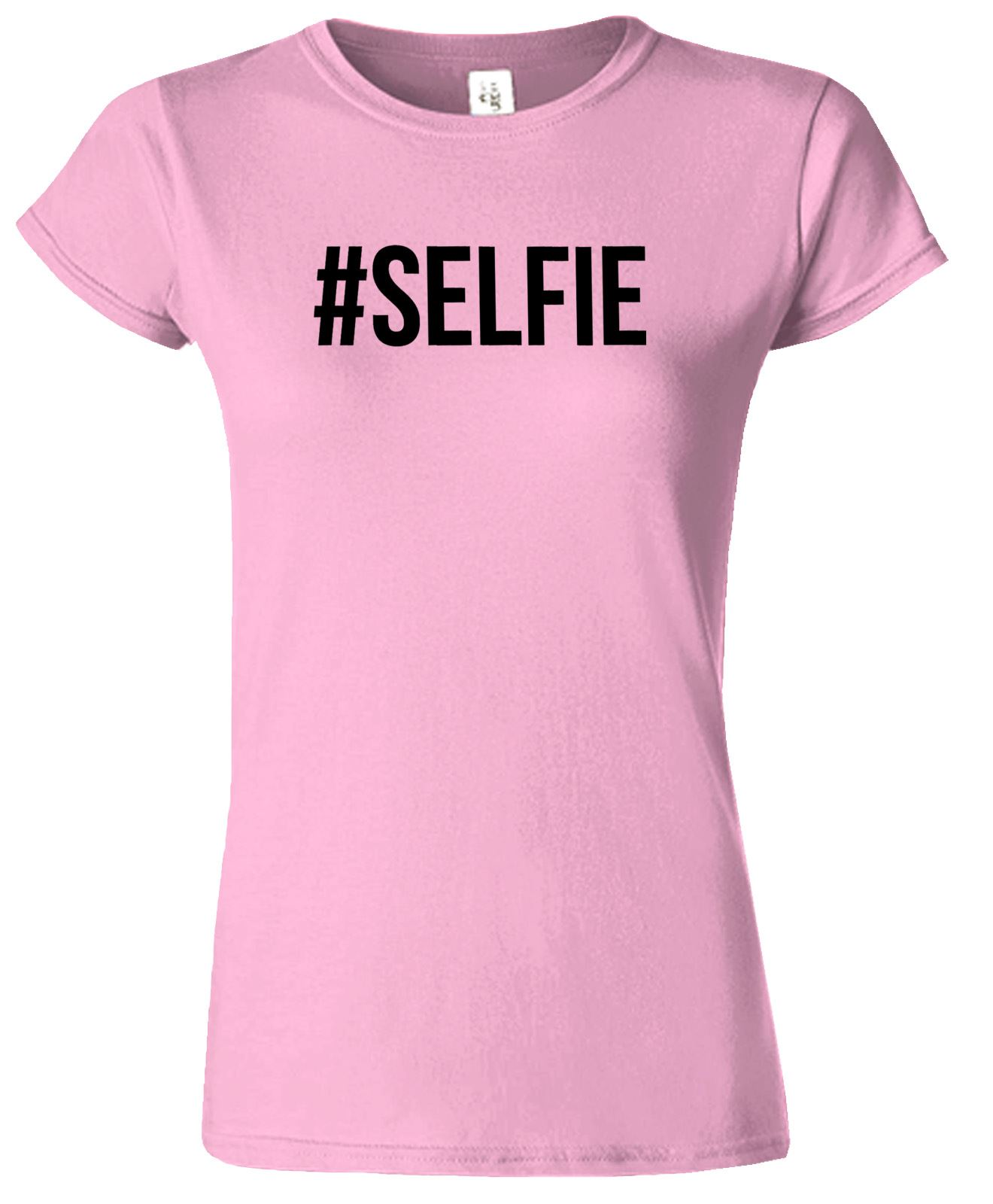 new style selfie print tee shirt xxl xl m l s new look woman girls tee shirt ebay. Black Bedroom Furniture Sets. Home Design Ideas