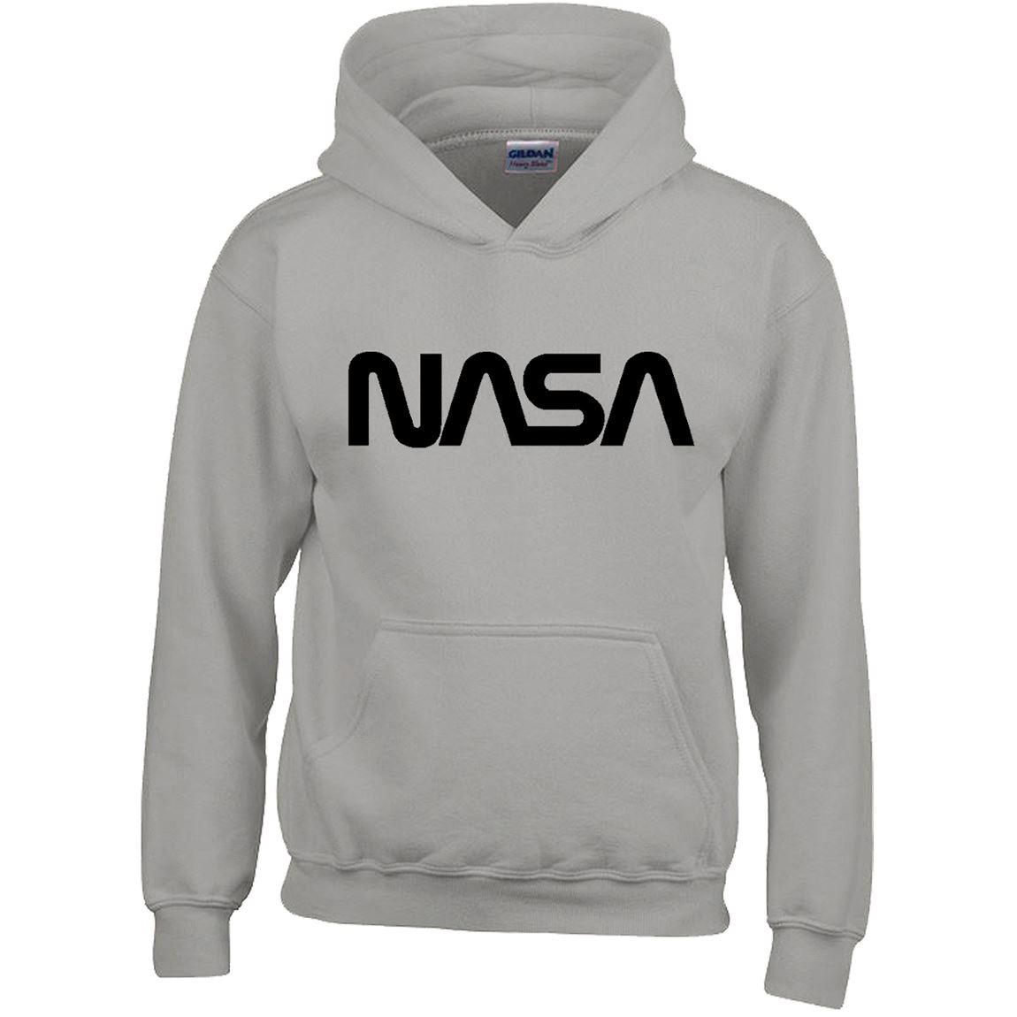 Mens Boy Unisex Nasa Hoodies Sweatshirt Pullover Sweat Hoody All Sizes | eBay