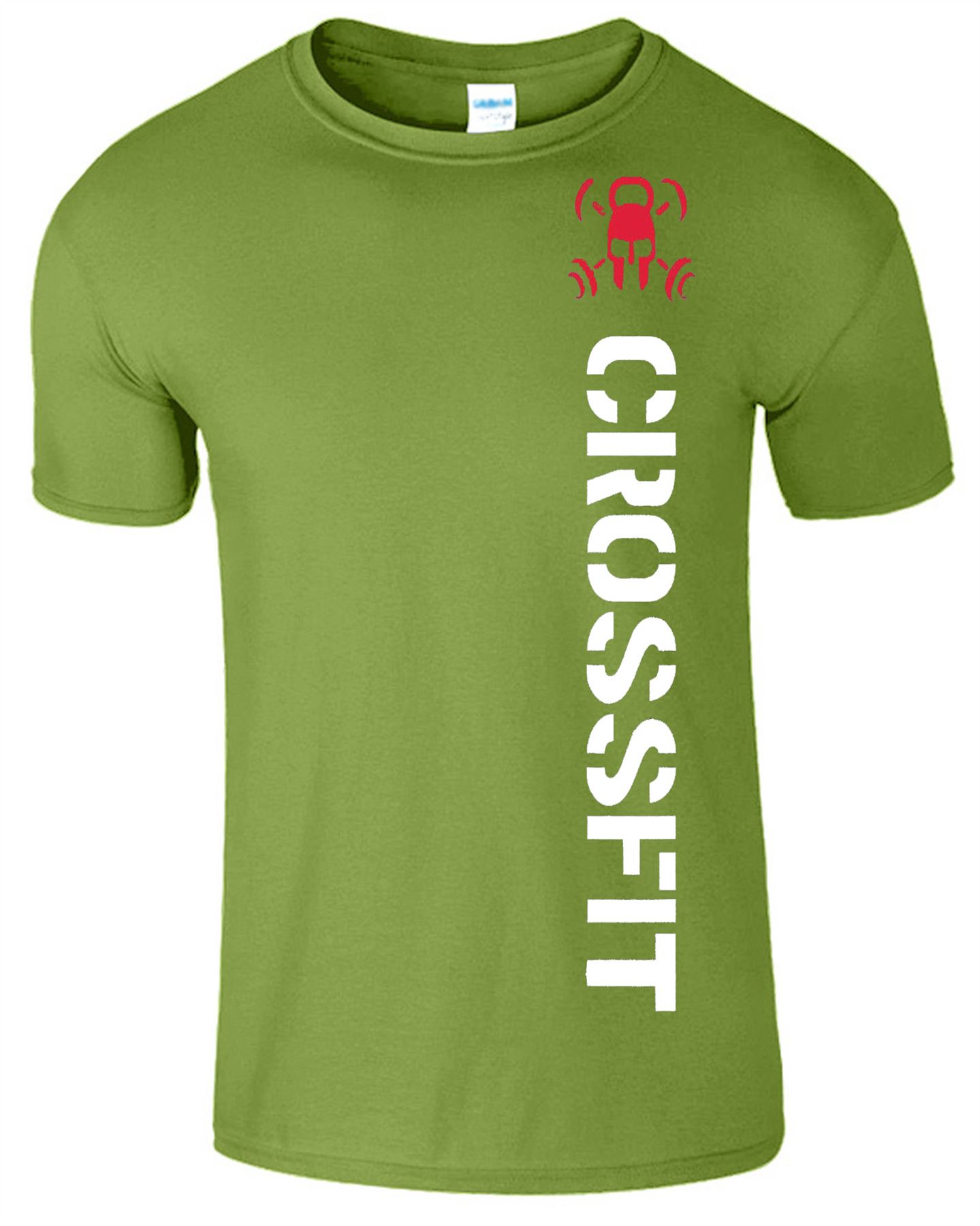 Gym crossfit new mens t shirt wod functional training for Best fitness t shirts