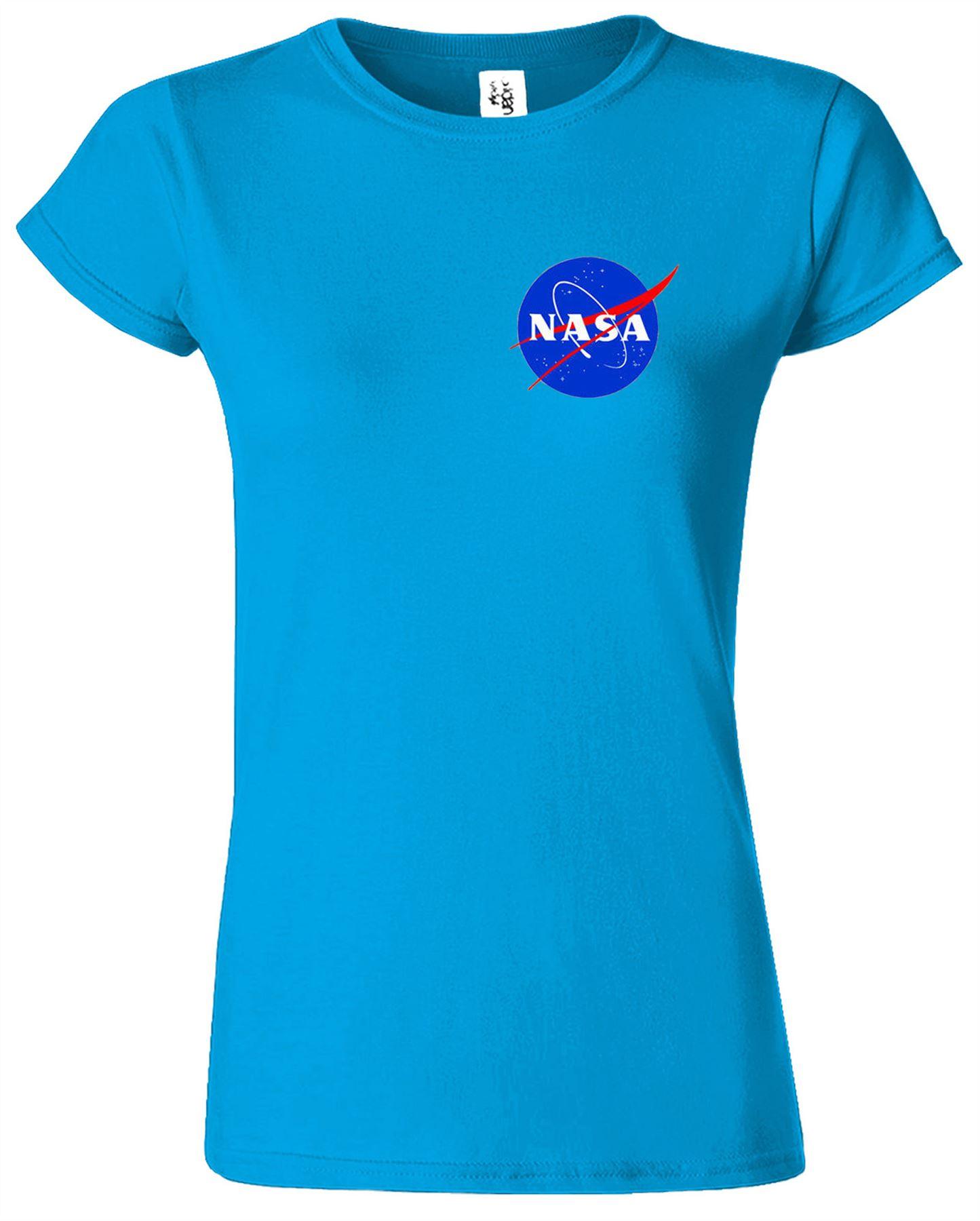 NASA T Shirt Mars Womens T-Shirt Space Astronaut Geek Star ...