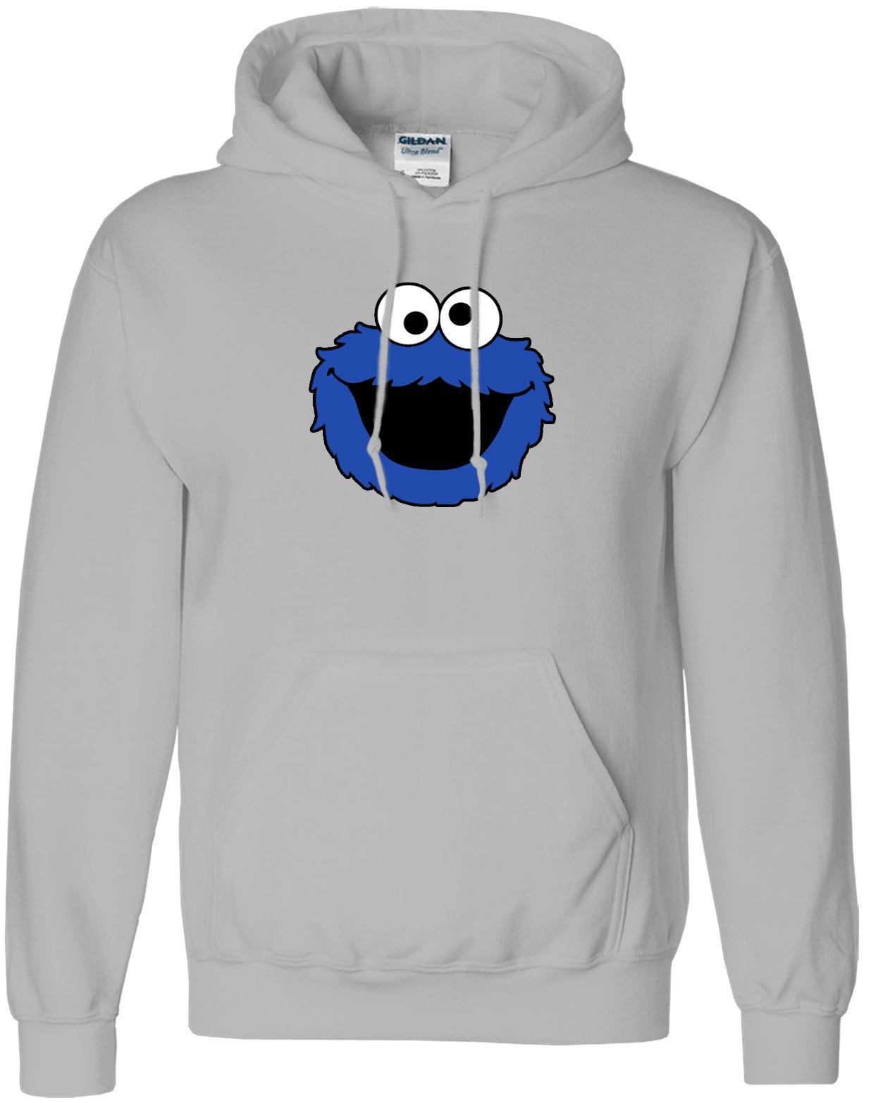 Cookie monster hoodie