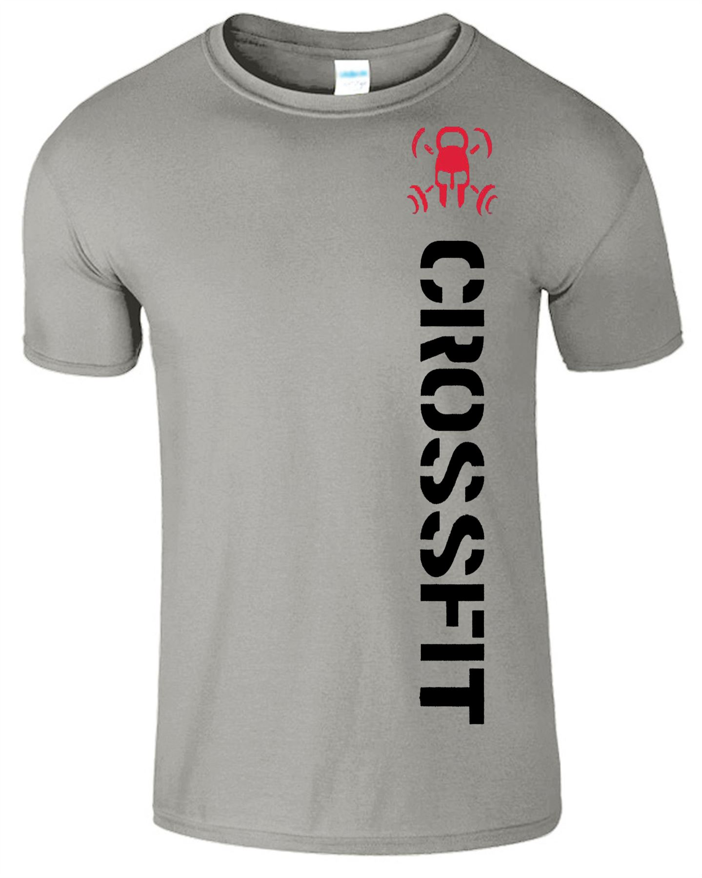 gym crossfit new mens t shirt wod functional training