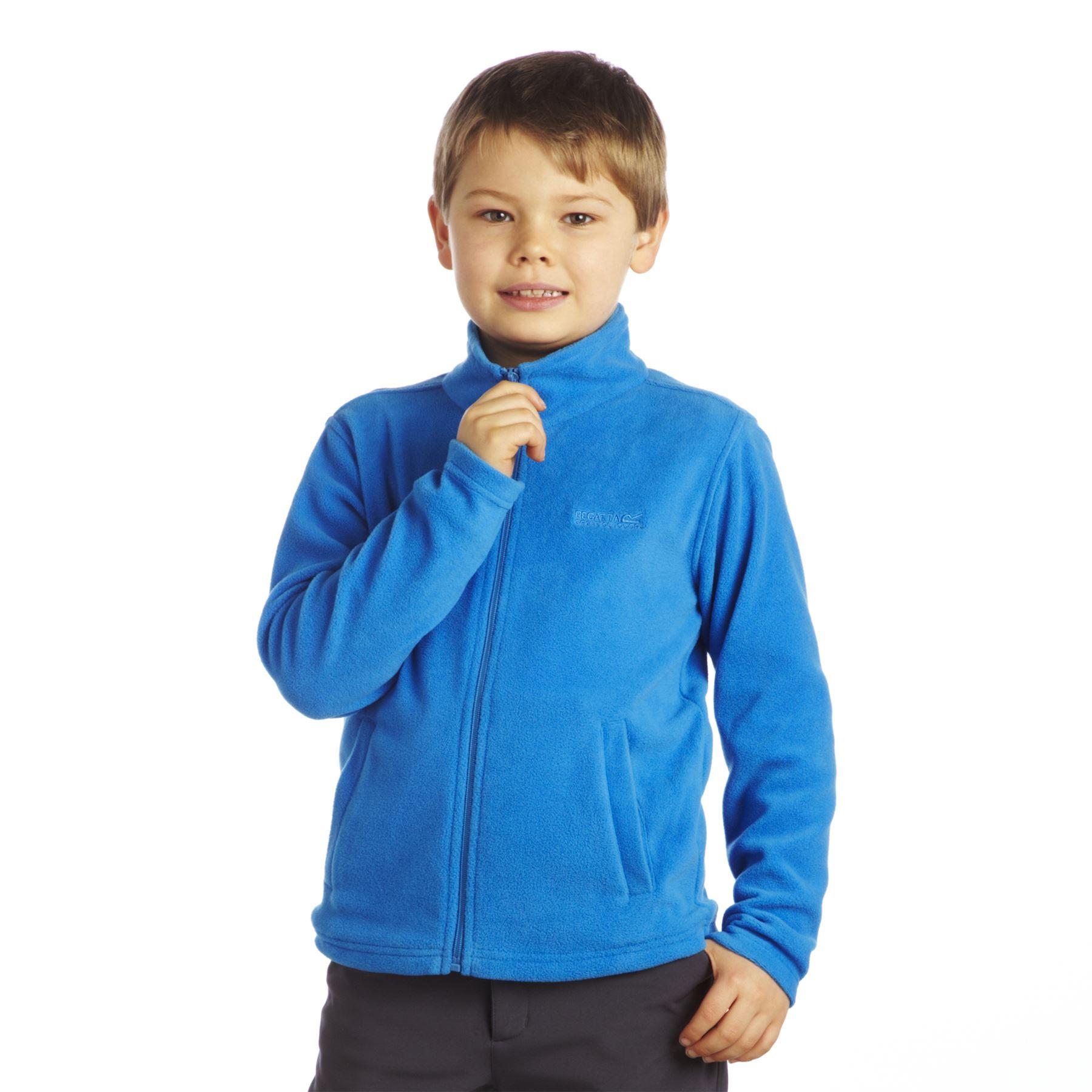 Fleece Jacket Kids | Outdoor Jacket