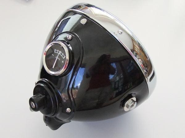 Vintage Motorcycle Headlights 121