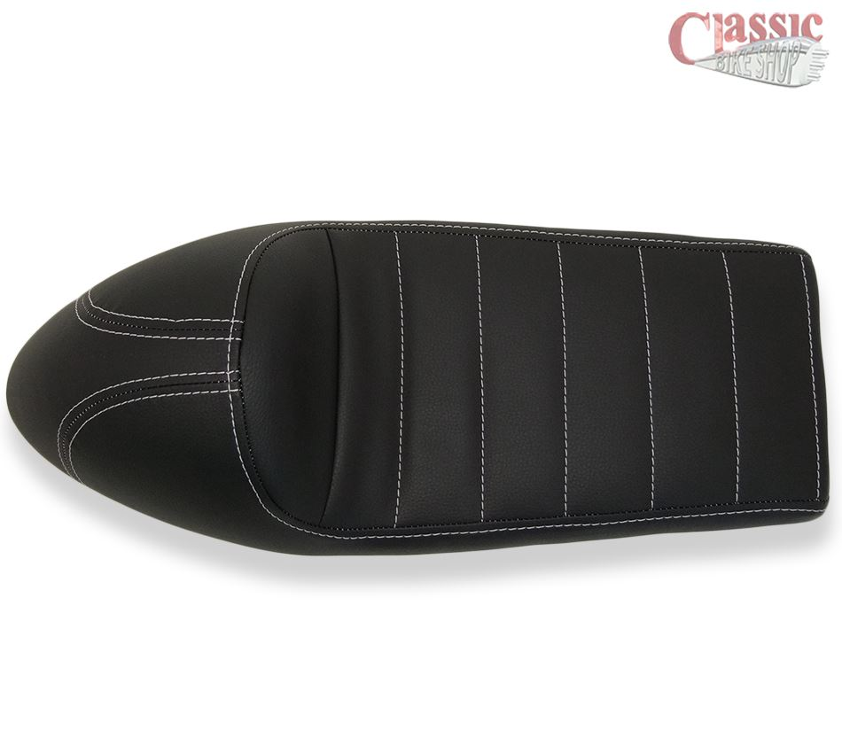 Universal Motorcycle Seats : Universal motorcycle seat ideal for custom bsa triumph