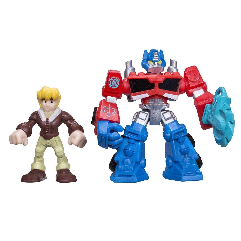 Target Transformers Toys For Boys : Playskool heroes transformers rescue bots optimus prime