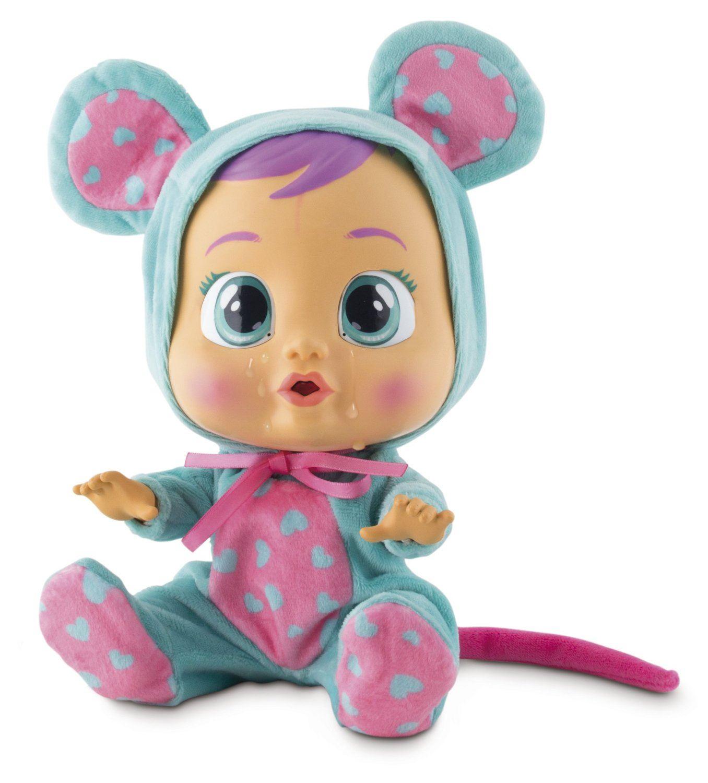 Imc Toys Cry Babies Coney Lala Lea Doll Ebay