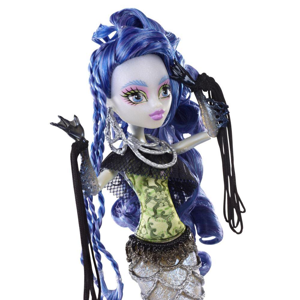 Monster high freaky fusion dolls sirena von boo avea - Monster high bonita ...