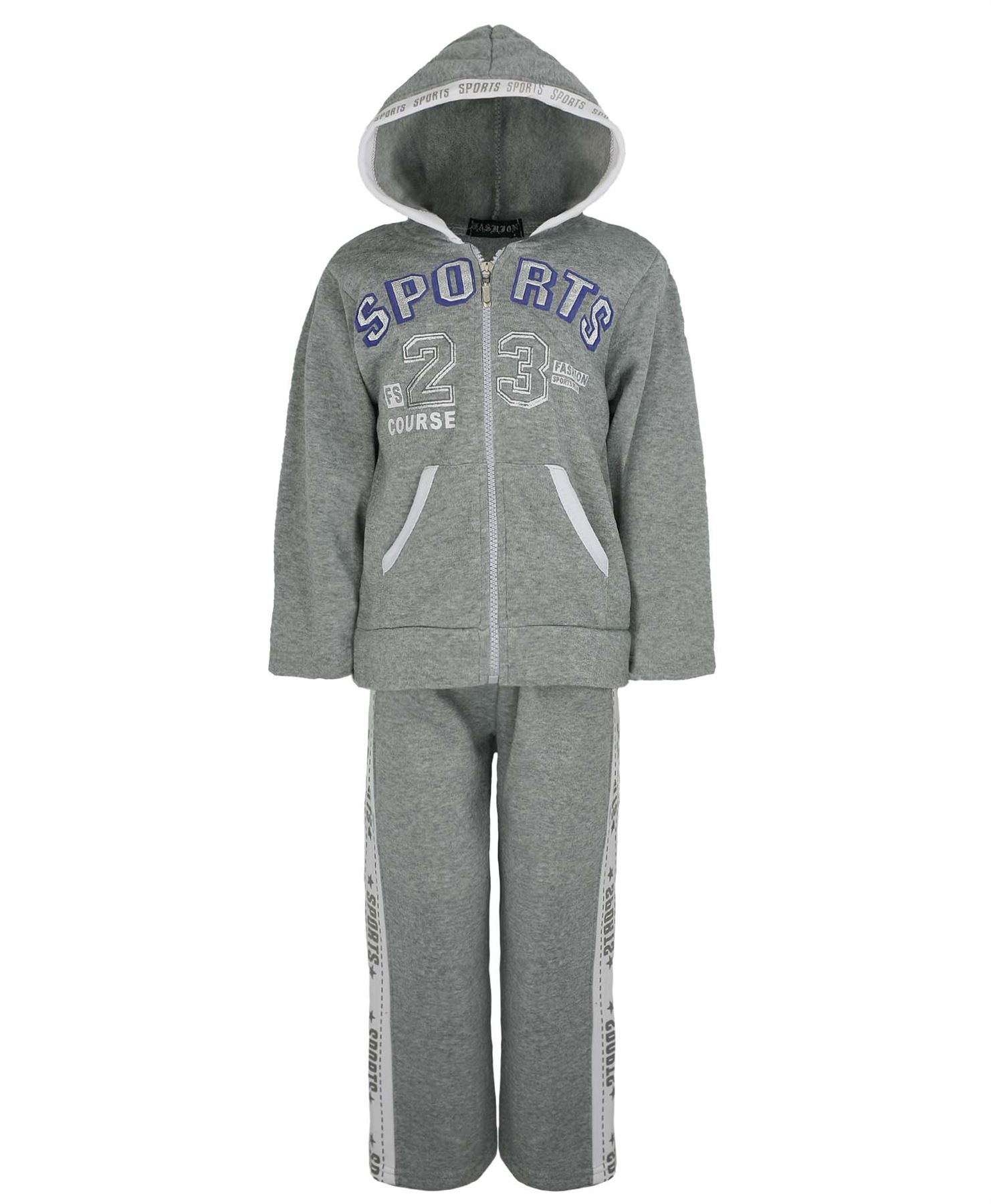 KIDS-TRACKSUIT-JOGGING-BOTTOMS-HOODED-TOP-23-SPORTS-FASHION-PRINT-1-12-YEARS