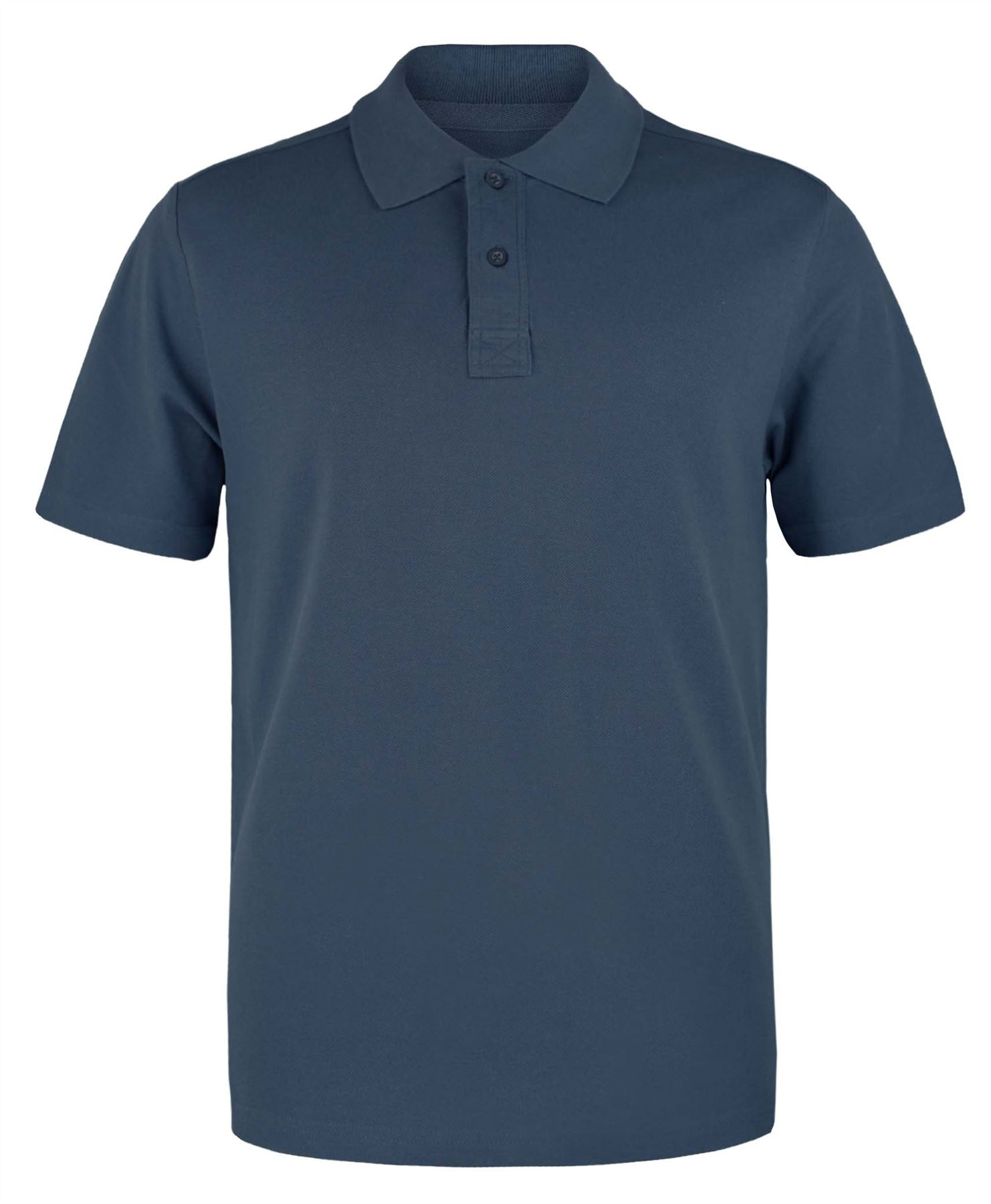 mens plain summer polo shirt short sleeve t shirt basic tops sizes s xxxl ebay. Black Bedroom Furniture Sets. Home Design Ideas