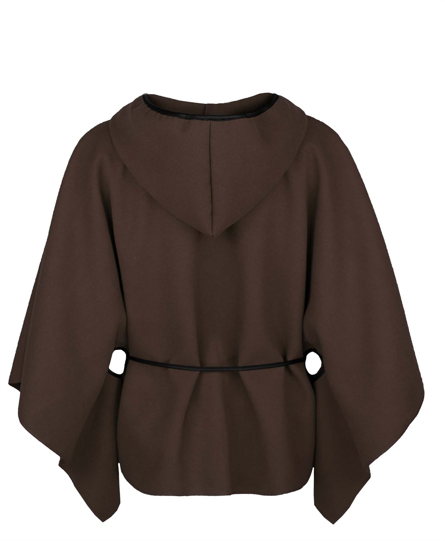Poncho coats for women