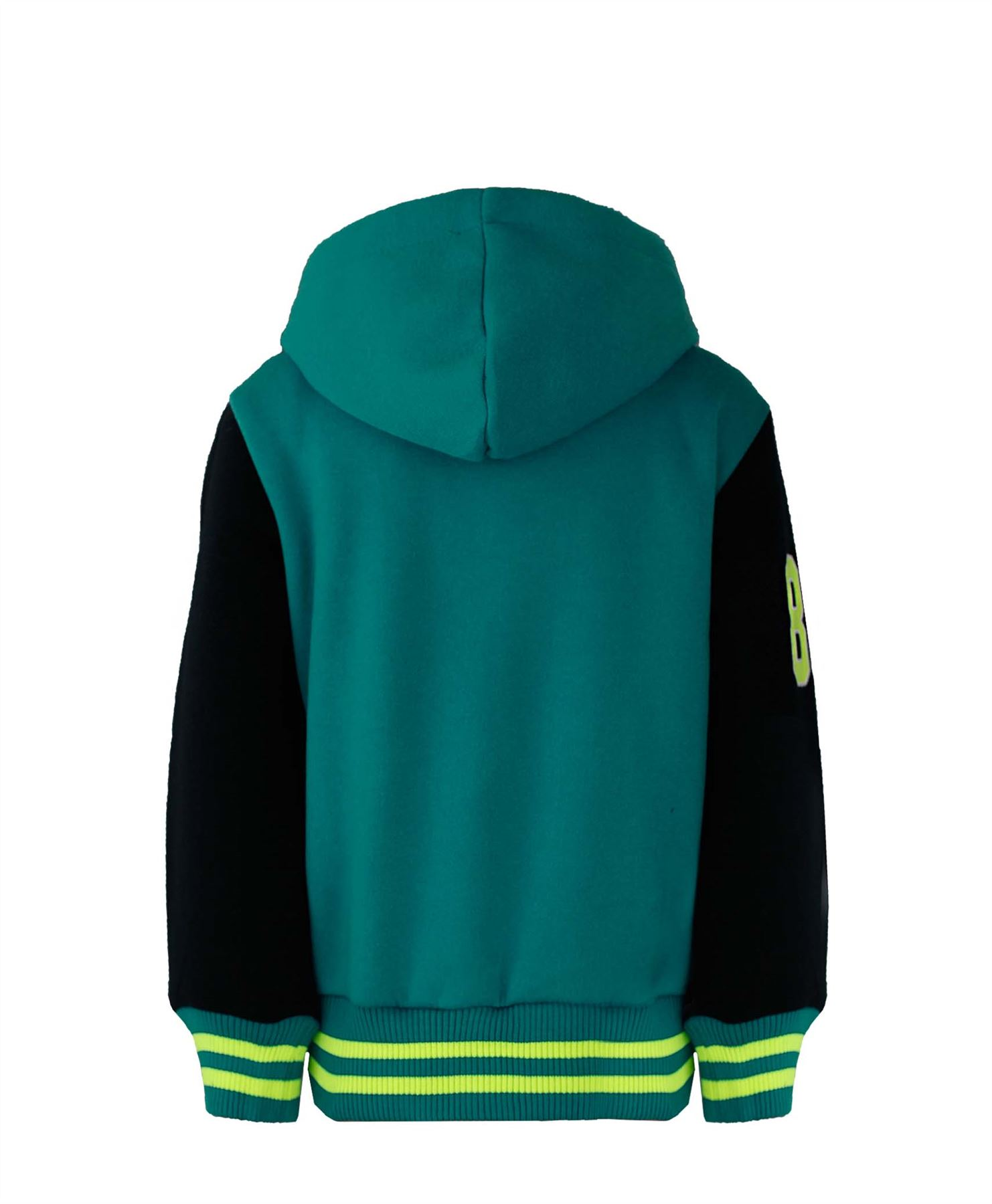 KIDS-SPORTS-NEW-YORK-FASHION-VARSITY-JACKET-GIRLS-BOYS-BASEBALL-HOODED-TOP-1-14Y