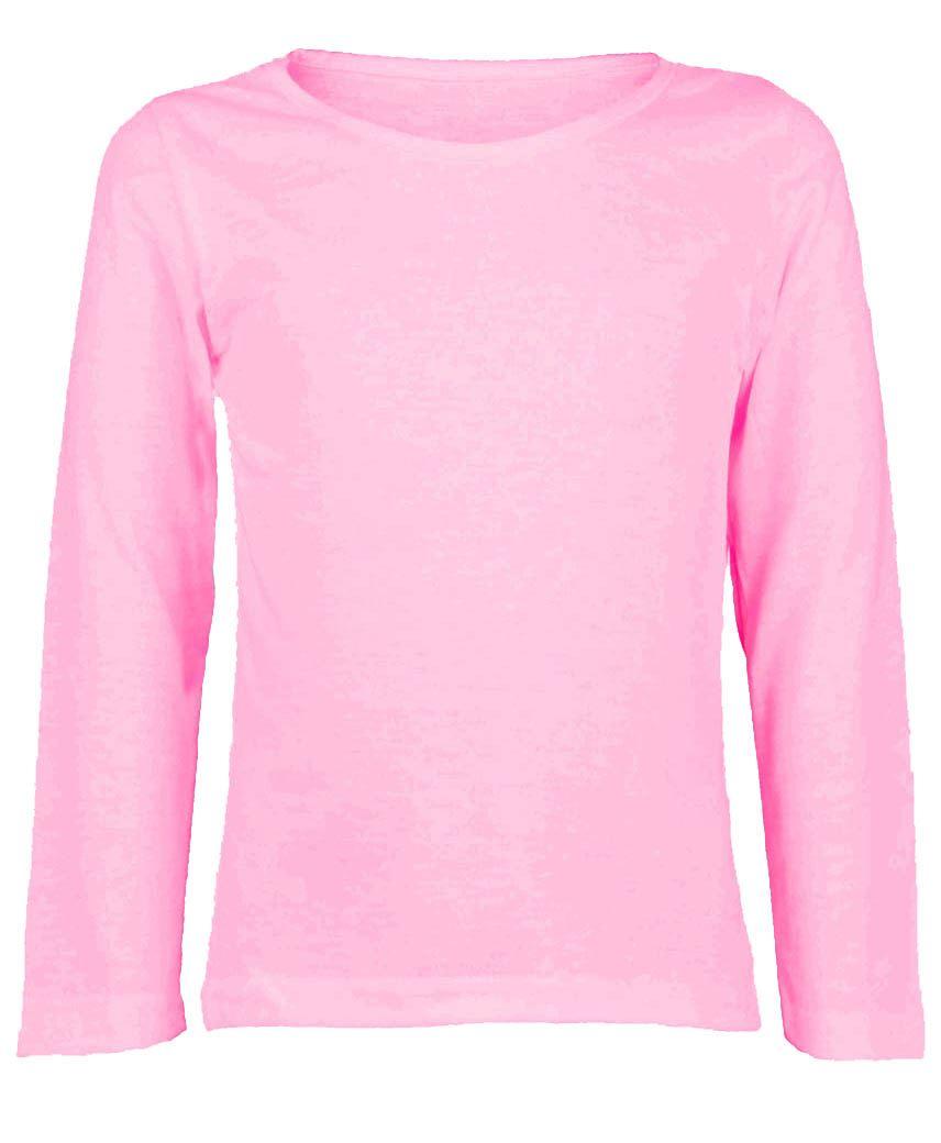 Pink t shirt girls