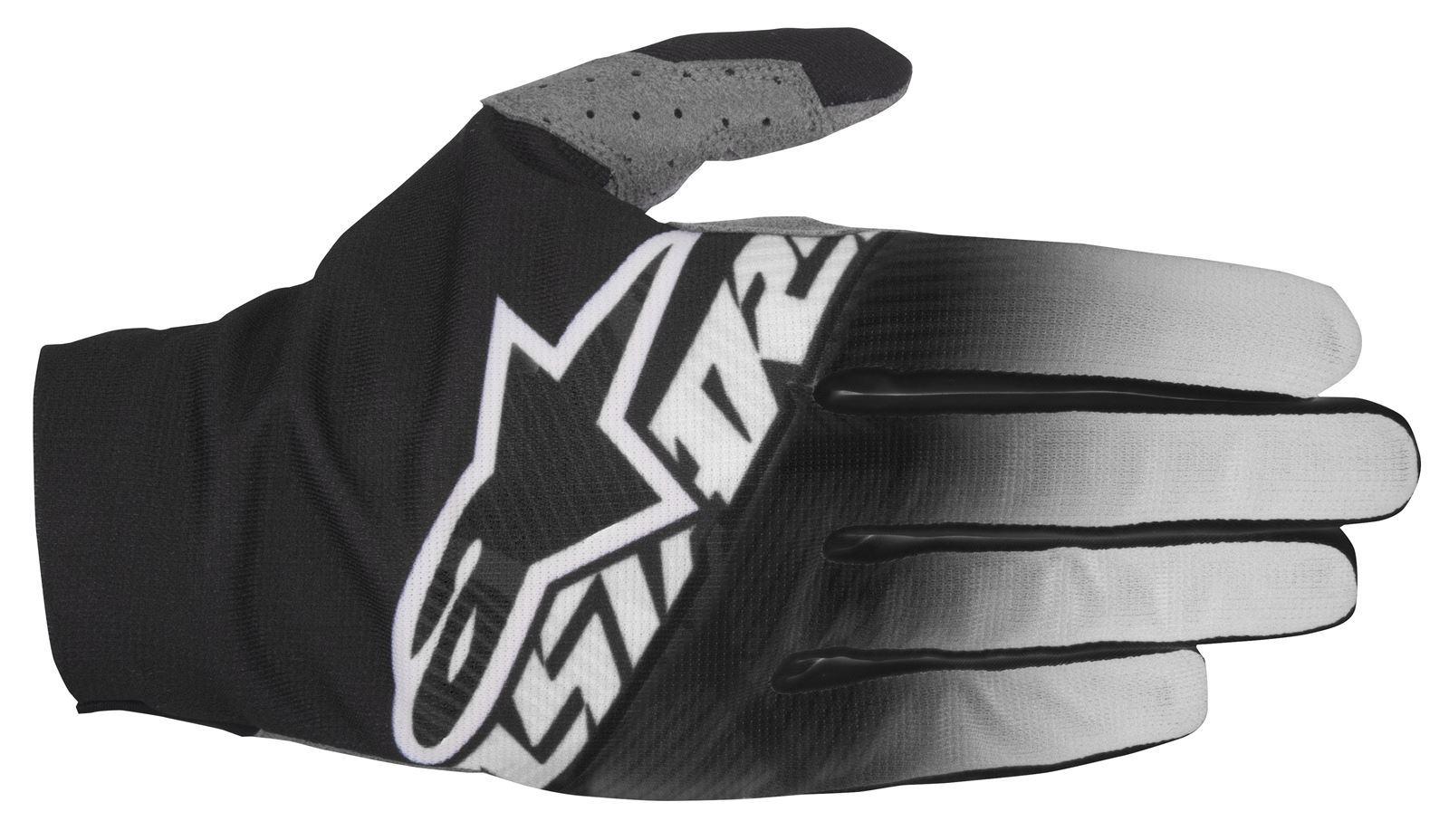 Black light gloves - Image Is Loading 2017 Alpinestars Dune Gloves Black Light Grey White
