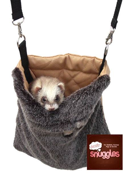 Rosewood Snuggles Snoozing Amp Carrying Bag Pet Ferret